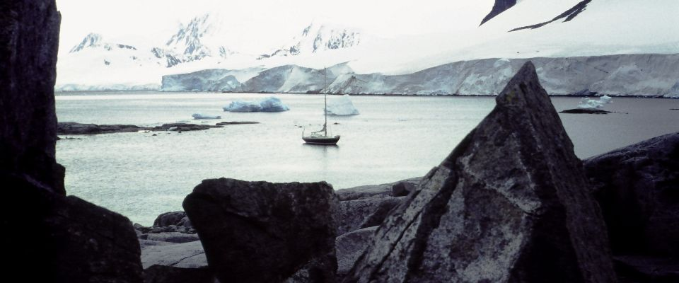 Yarra at Dorian Bay, Antarctic Peninsula